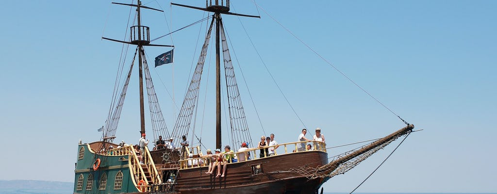 Relaxing Boat Trip in Rethymnon
