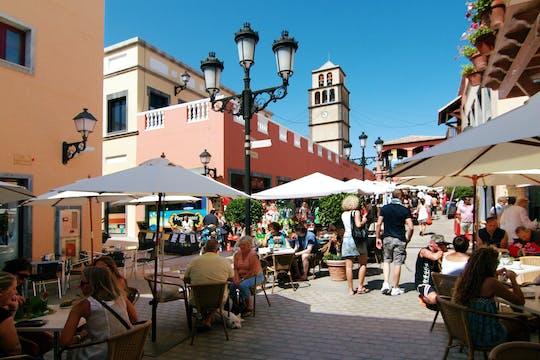 Canarische markt van Corralejo