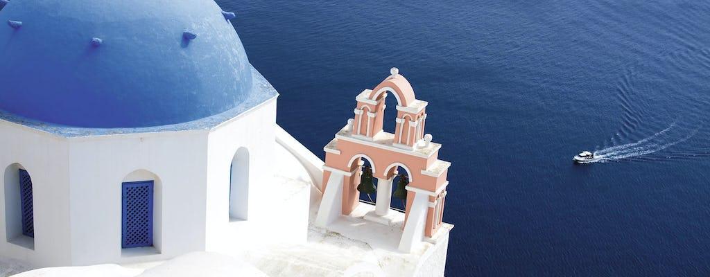 Santorini Trip – vanuit Rethymnon
