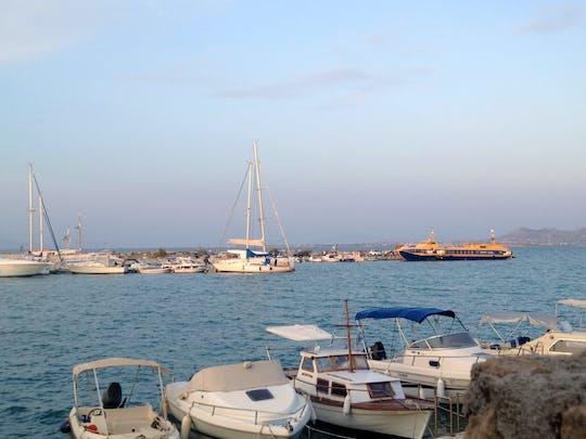 Croisière aux îles Aegina, Poros et Agistri - depuis Kinetta