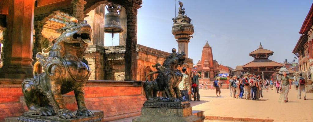 Полный день экскурсия на площадь Дурбар, Пашупатинатх и Н