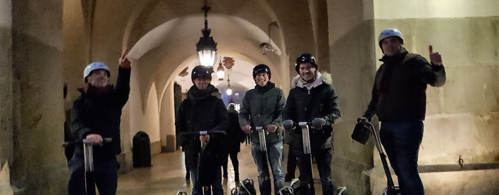 Giro in Segway di Cracovia