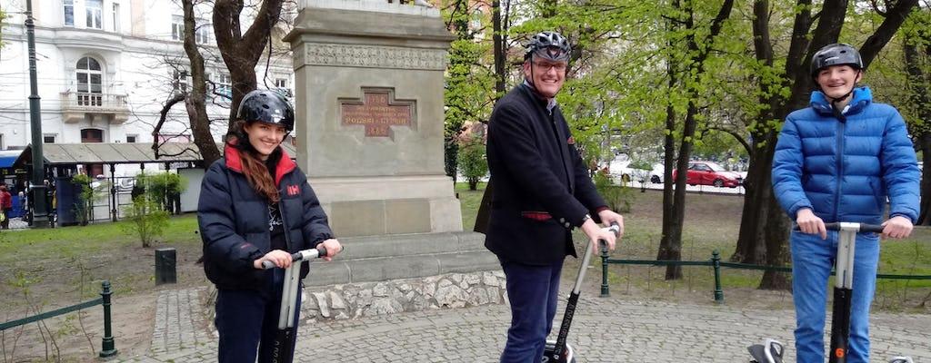 Krakow Self-balancing scooter leisure tour