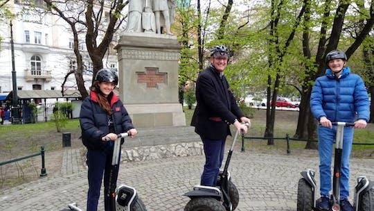 Excursão de lazer em Cracóvia Segway