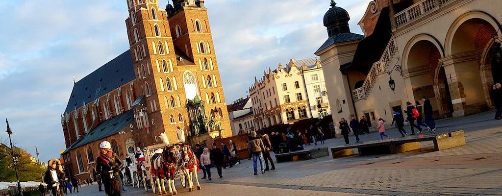 Krakauer Tour mit Segway der Altstadt und Kazimierz