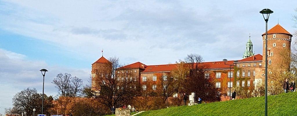 Tour in Segway di Cracovia nel centro storico, Kazimierz e il Ghetto ebraico