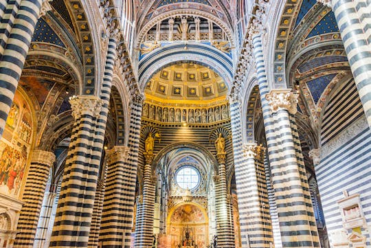 Best of Siena guided tour with optional Cathedral