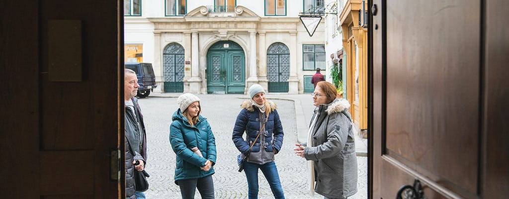 Poverty and homelessness tour in Vienna