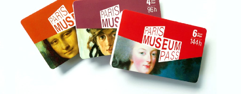 Karta Paris Museum Pass