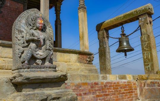 Tour di un'intera giornata al tempio di Dakshinkali, alla gola di Chovar e alla città di Kirtipur
