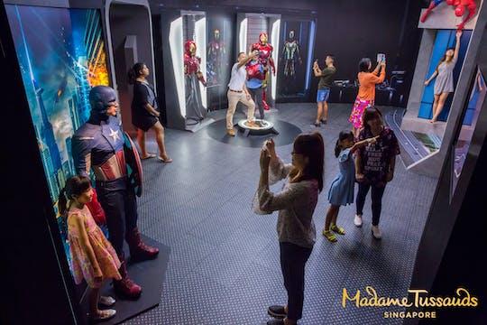 COMBO: Madame Tussauds™ Singapore + S.E.A. Aquarium™