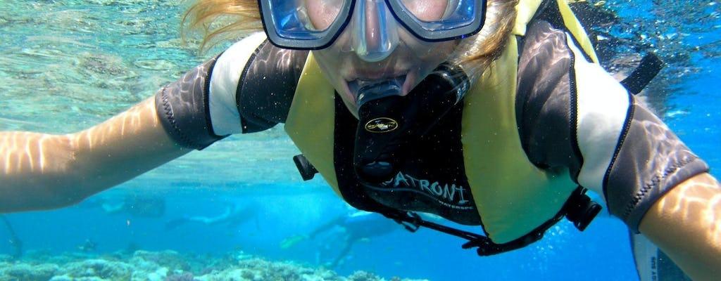 Spa-Bootsour auf dem Roten Meer