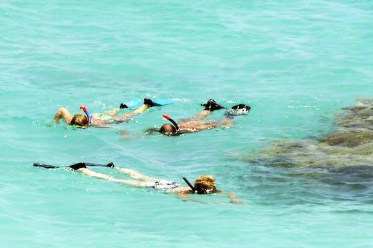 Schnorcheltour Paradies Insel