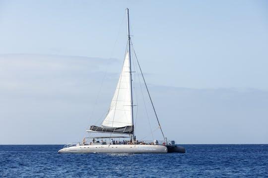 Fuerteventura Magic Catamaran Cruise