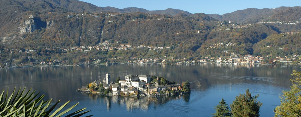 Lake Orta and Isola Bella Tour