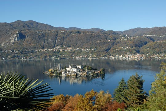 Lake Orta and Isola Bella Tour