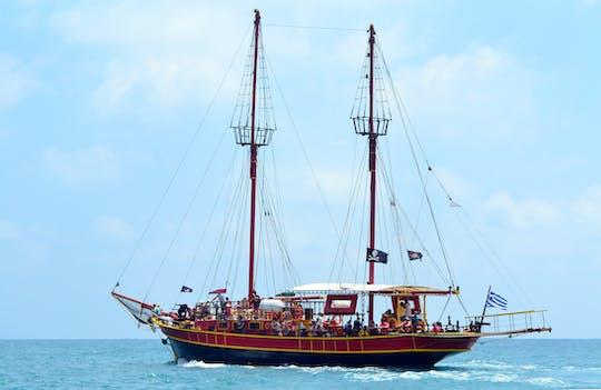 Black Rose Pirate Cruise