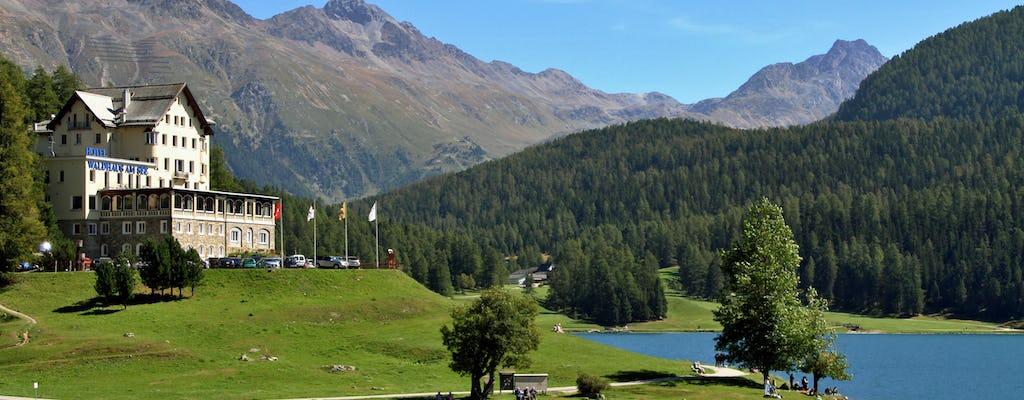 St Moritz & Bernina Express