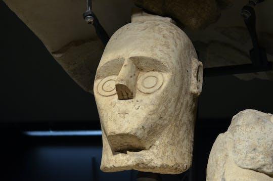 Visita a pie por Castello con entrada al Museo Arqueológico