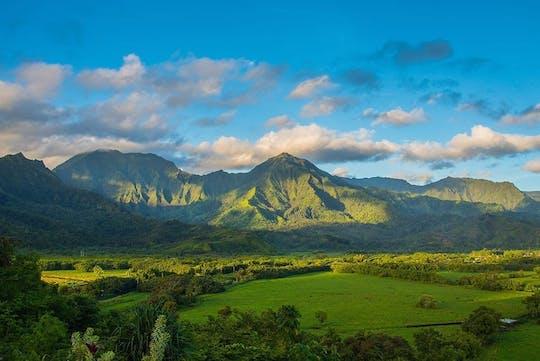 Excursão de aventura de cinema em Kauai