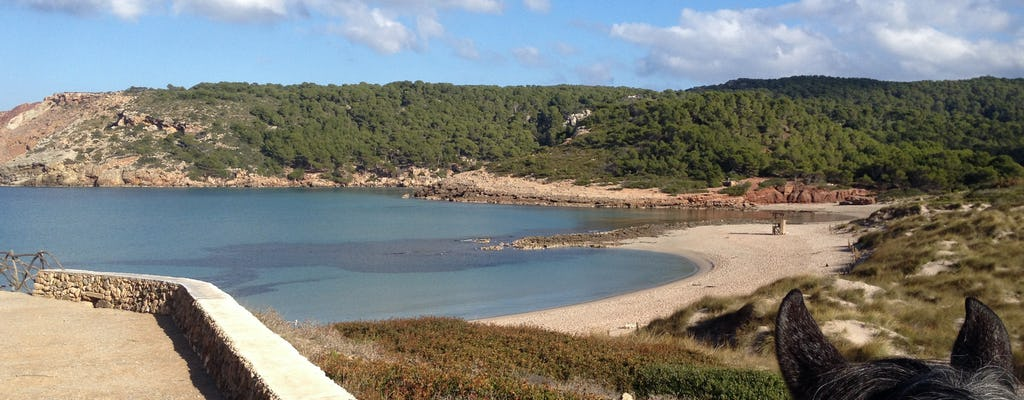 Menorca on Horseback