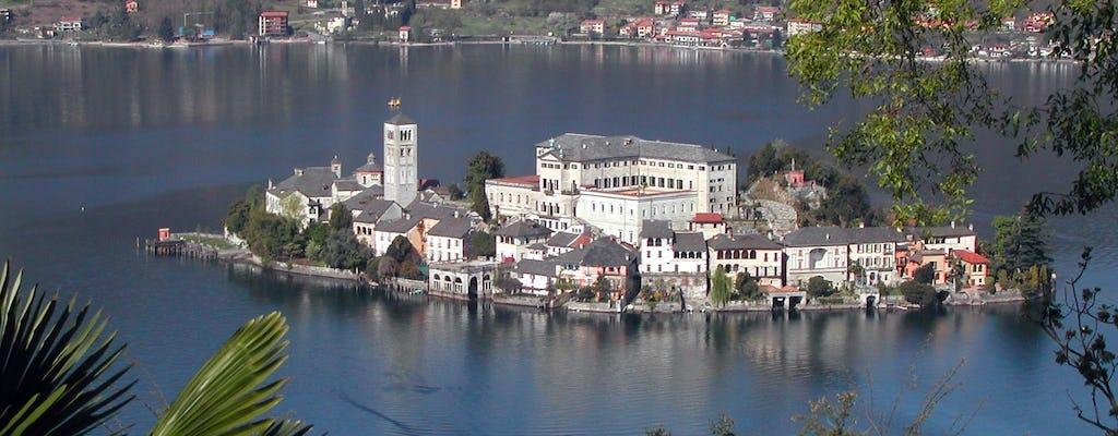 Lake Orta Tour