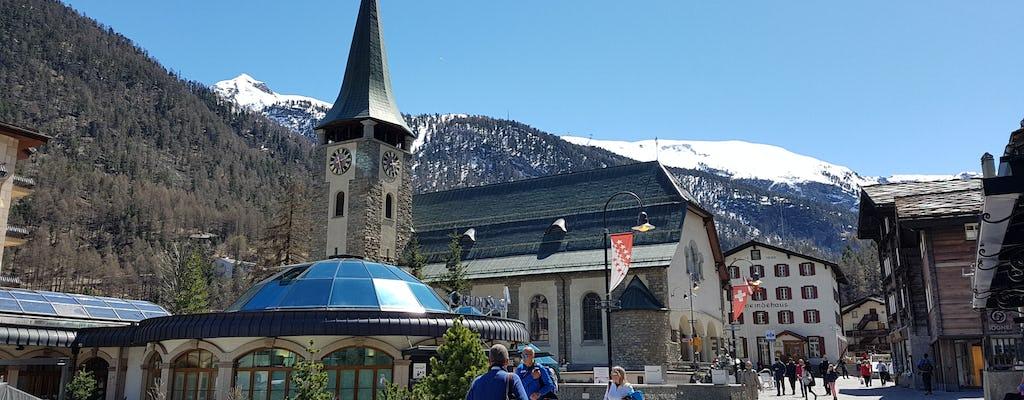 Zermatt & Matterhorn Tour