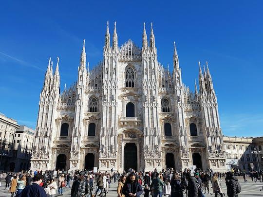 Milan Tour with Sforza Castle