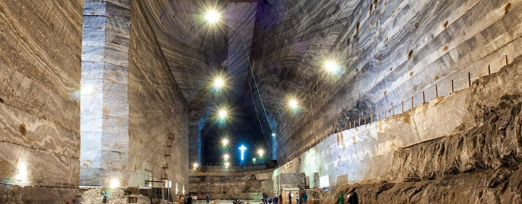 Day trip to Slanic Salt Mine from Bucharest