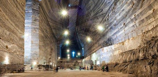 Excursión de un día a la mina de sal de Slanic desde Bucarest