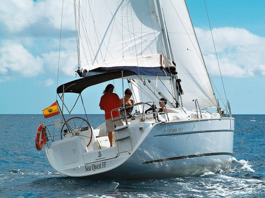 Tenerife Privé Charter Zeilboot