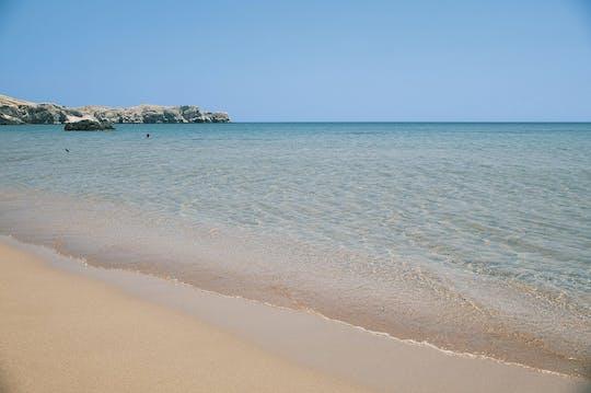 Siedem Źródeł i plaża Tsambika