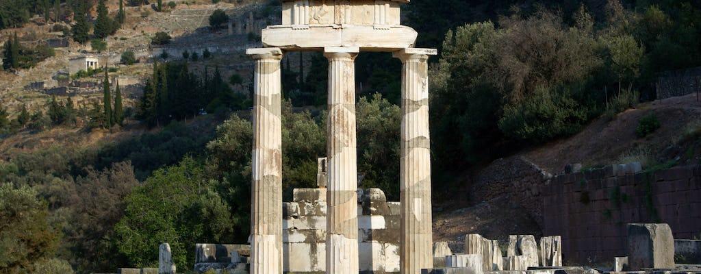 Kleingruppentour zum antiken Delphi