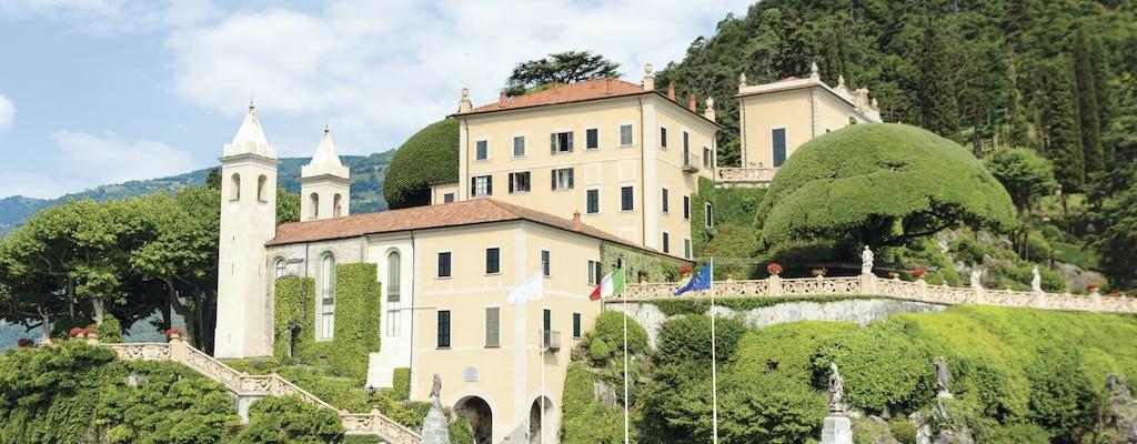 Villa del Balbianello Boat Tour and Visit