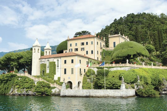 Villa del Balbianello Boat Tour and Visit