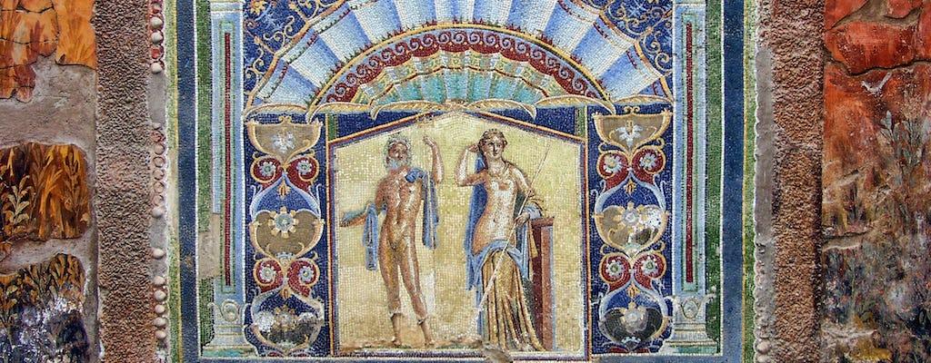 Herculaneum Tour from the Amalfi Coast