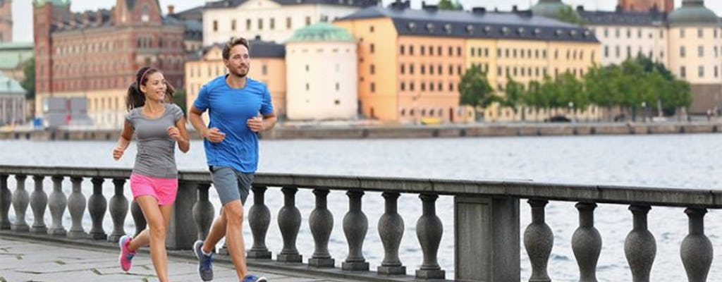 Sztokholm jogging tour