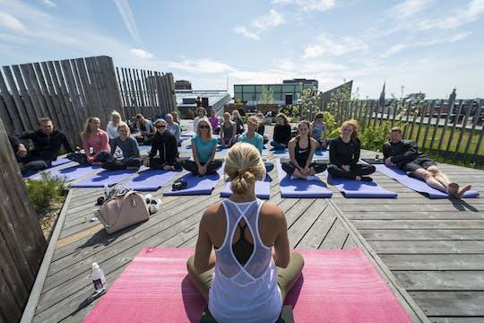 Expérience de yoga à Stockholm