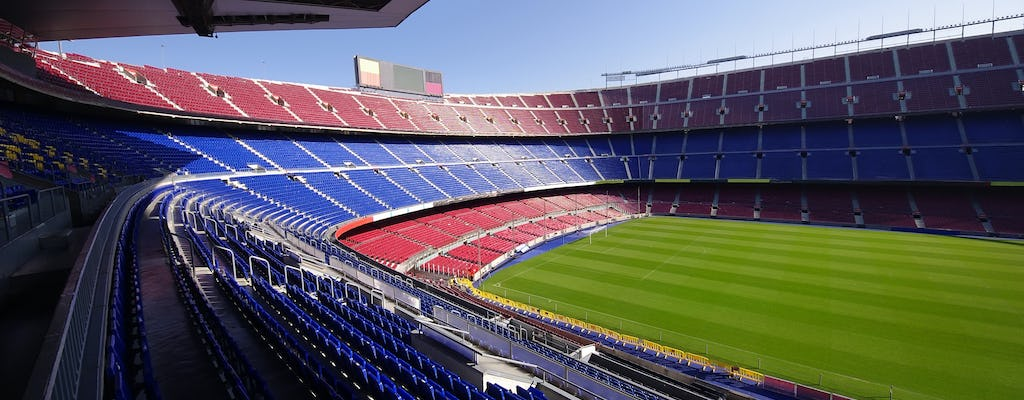 Camp Nou Experience skip-the-line tickets