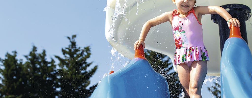 Acqua Plus Water Park Ticket - from Rethymnon