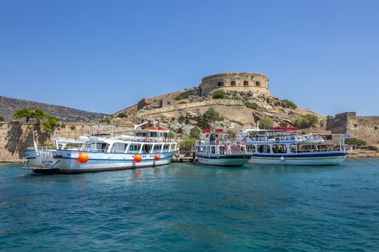 Spinalonga - ticket only