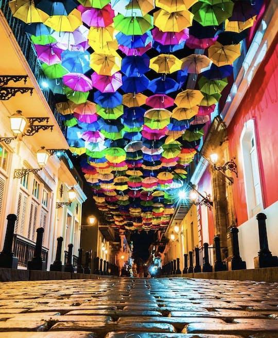 Старый Сан-Хуан вечерняя экскурсия и история ходьбы
