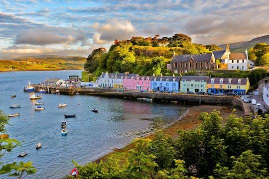 Excursión a la isla de Skye y al castillo de Eilean Donan desde Inverness