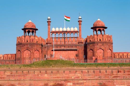 Tour della città di Delhi di un'intera giornata