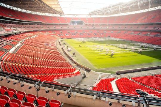 Tour do Estádio de Wembley