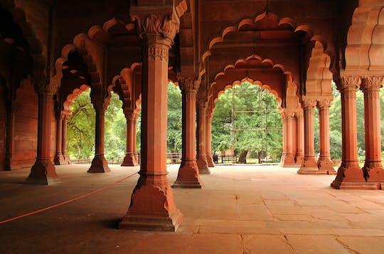 Half-day Old Delhi tour
