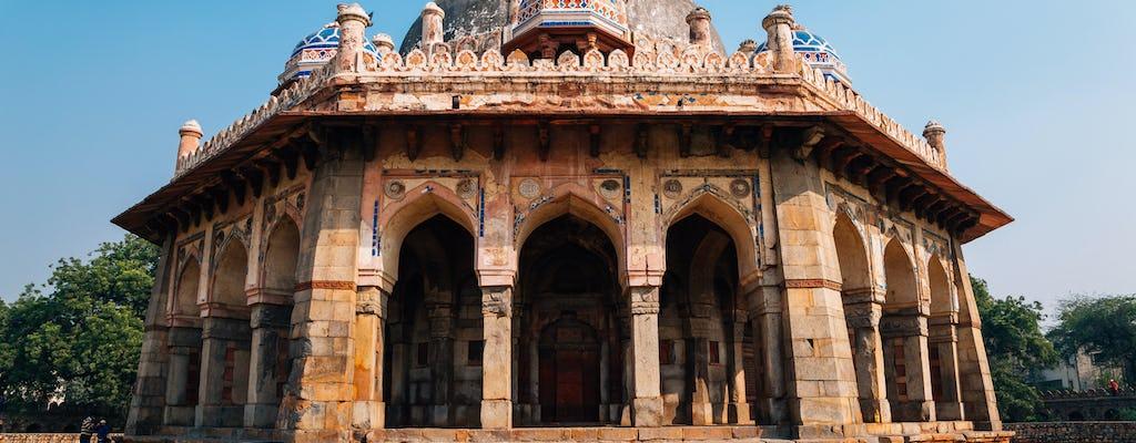 Excursión de medio día a Nueva Delhi