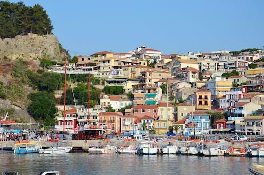 Excursion en bateau à Parga et Paxos
