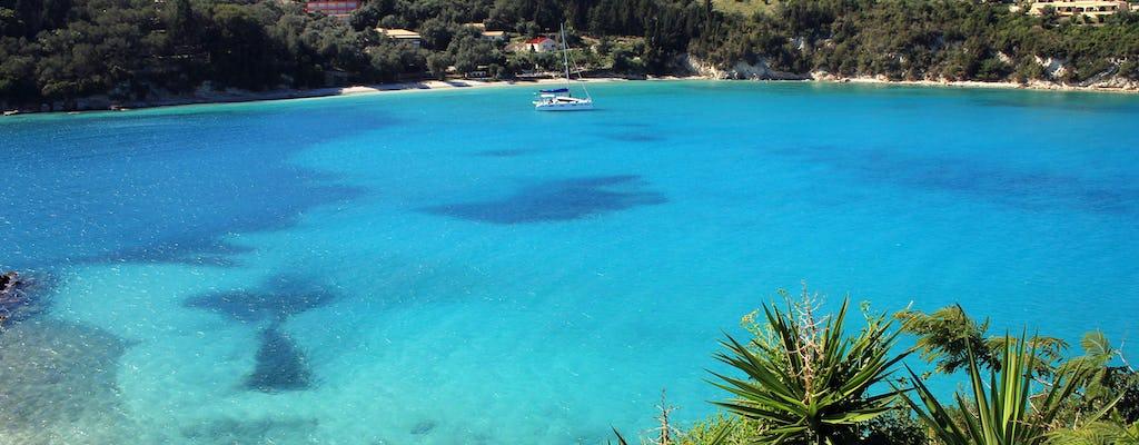 Croisière aux îles de Antipaxos et Paxos