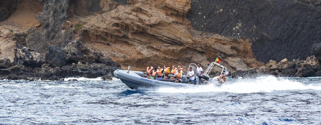 Porto Santo RIB Speedboat Experience